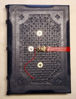 15th c. Bookbinding by Randy Asplund
