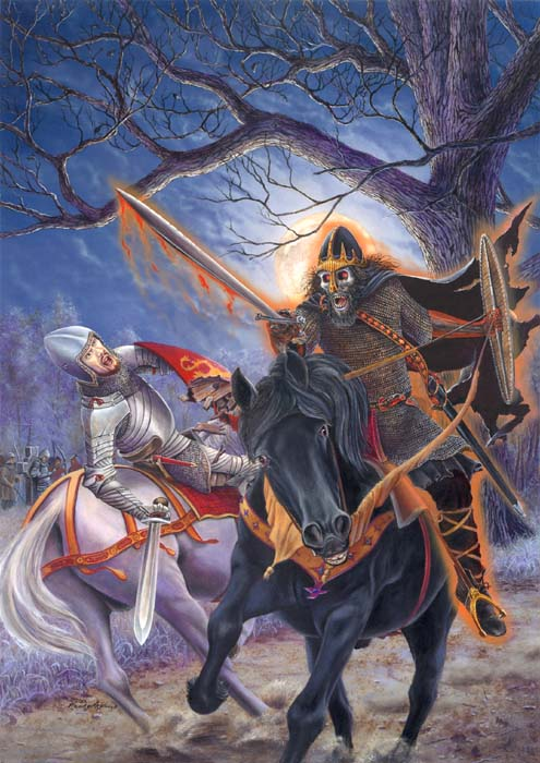 The Ride Of The Spectre King Randy Asplund