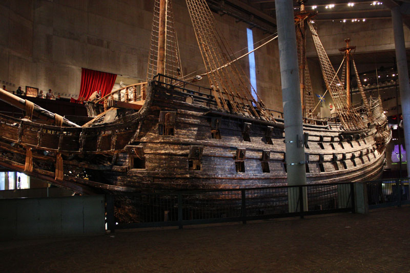 The Wasa (Vasa, eng.)