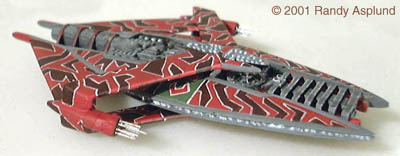 Narn G'Quan Battle Cruiser