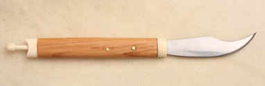 12th c. style pen knife reproduction