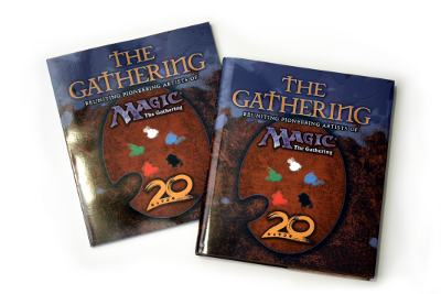 The Gathering Artbook by over 40 of the first artists of the collectible card game Magic The Gathering