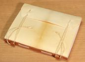 Reproduction limp bound book