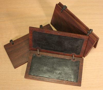 Randy Asplund Waxed Tablet Set